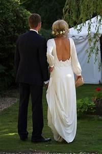 Robe De Mariage Champetre : robe de mariee vintage retro robe pour mariage champetre mariage sonia pinterest mariage ~ Preciouscoupons.com Idées de Décoration