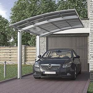 Carport Aluminium Bausatz : bernstein aluminium carport pulverbeschichtet 5400 x ~ Orissabook.com Haus und Dekorationen