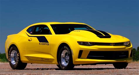2017 COPO CAMARO HEADING TO AUCTION - Muscle Cars and Trucks