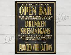 Alcohol Prohibition Signs 1920 Popular items for prohibition on etsy  Prohibition 1920 Signs