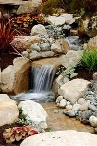 Back Yard Waterfall Fountain