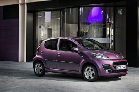 Peugeot 107 Review by Peugeot 107 2012 2014 Used Car Review Car Review