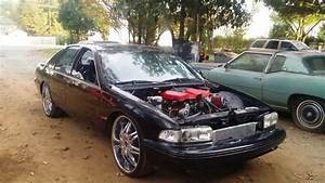 Lsa Supercharger 1995 Chevy Impala Ss Ls3  376ss