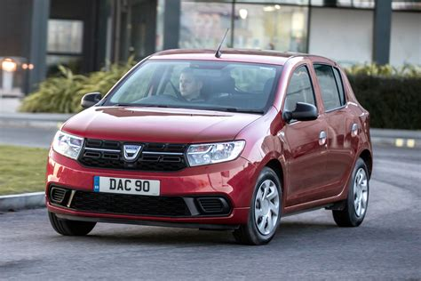 Dacia Sandero Uk's Cheapest Car Goes Up £1k Carbuyer
