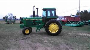 John Deere 4640 Tractor