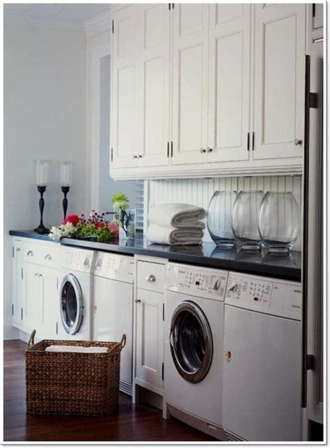 32 Laundry Room Décor Ideas