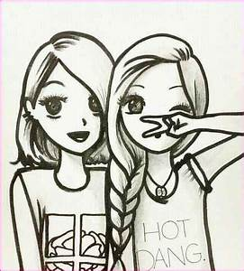 Cute Things To Draw For Your Sister | Simple Image Gallery
