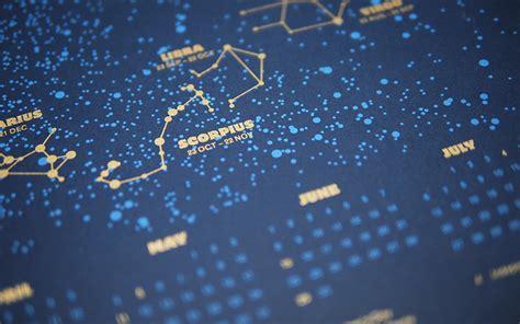 fpo mmxiv star chart calendar