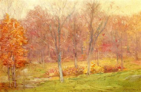file julian alden weir autumn rain jpg wikimedia commons