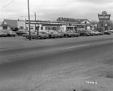Chevrolet Car Dealership by Chevrolet Dealership Black And White Photos