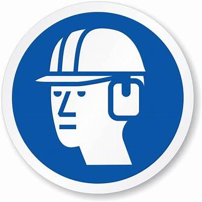 Protection Wear Iso Ear 1039 Symbol Head