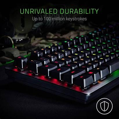 Razer Huntsman Keyboard Mechanical Gaming Opto Rgb