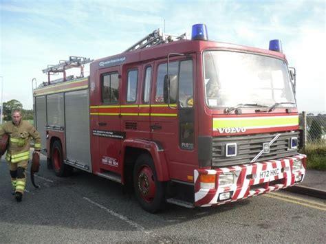 fire engines  north wales volvo flfultonwylie