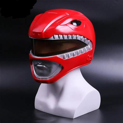 Power Rangers Mighty Morphin Legacy Red Ranger Cosplay ...