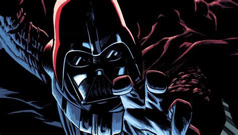 Marvel's 'Darth Vader' Comic Series To End With Issue #25 ...