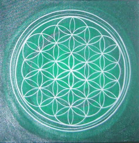 Bild: Lebensblume, Blume des lebens, Heilige geometrie