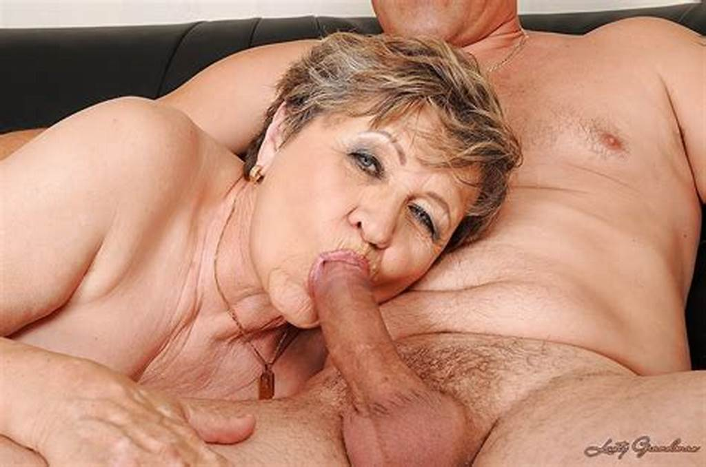 #Lustful #Fatty #Granny #Gives #A #Blowjob #And #Gets #Slammed