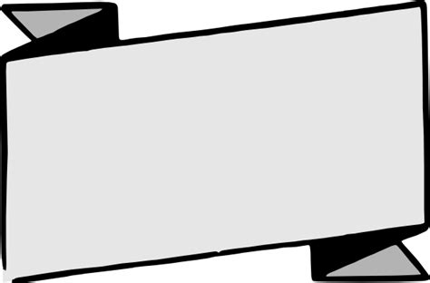 blank banner template png   icons  png