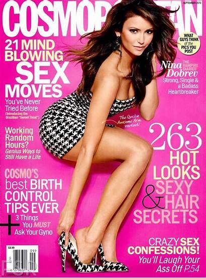 Magazine Cosmopolitan Cosmo Covers September Subscription