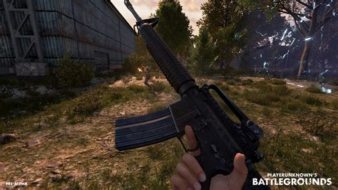 Best Assault Rifles In Playerunknown's Battlegrounds
