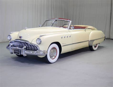 1949 Buick Roadmaster Convertible For Sale by 1949 Buick Roadmaster Convertible Hyman Ltd Classic Cars