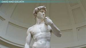 Themes in Renaissance Art: David & Goliath, Equestrian ...