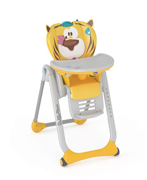 Chicco High Chair Polly 2 Start by Chicco Highchair Polly 2 Start 2017 Peaceful Jungle Buy