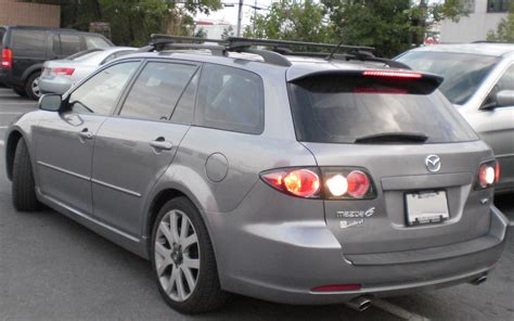 2006 Mazda 6 Wagon 2006 mazda 6 wagon the wagon