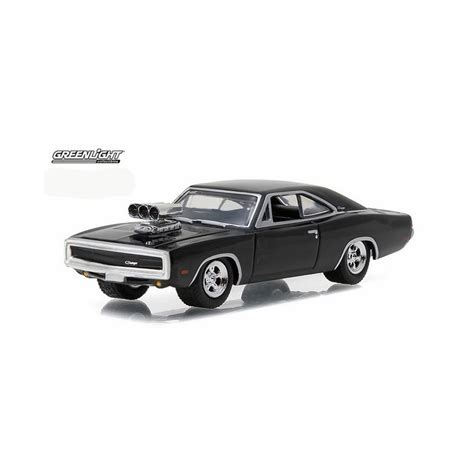 Dodge Charger 17 by Greenlight Series 17 1970 Dodge Charger With