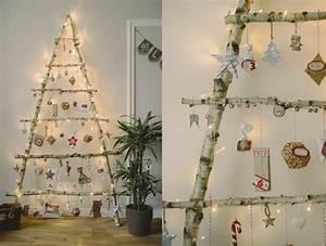 Adventskalender Holz Baum : weihnachtsbaum alternative es geht auch ohne tanne ~ Watch28wear.com Haus und Dekorationen