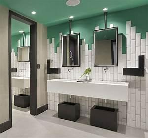 idee deco pour une salle de bain With idee deco de salle de bain