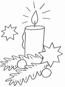 Weihnachtskarten Mit Foto Kostenlos Ausdrucken : weihnachten kostenlose malvorlage weihnachtskerze zum ~ Haus.voiturepedia.club Haus und Dekorationen