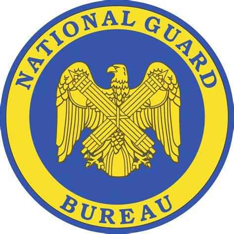 logo bureau national guard bureau logo