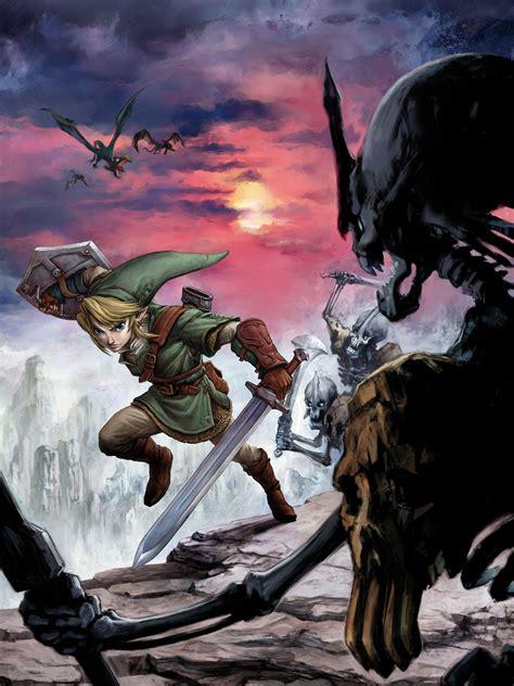 The Legend Of Zelda Art And Artifacts Concept Art World