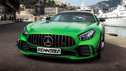Amg Mercedes Gt 4k Renntech Custom Benz