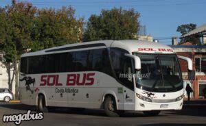 Sol Bus   LV-103 - Megabus.ar
