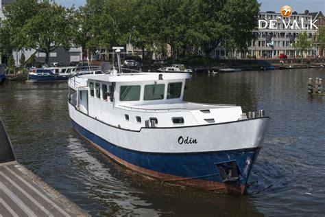 Woonboot Loosdrecht Te Koop by Woonschip 23 M Motorboot Te Koop Jachtmakelaar De Valk