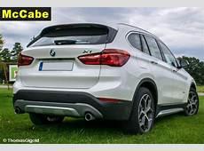 BMW X1 F48 SUV 2015 Oct onwards Towbar McCabe The