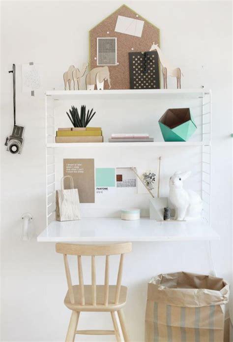 bureau pour petit espace aménagement d 39 un petit espace de travail le bureau style
