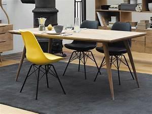 Table Salle à Manger Maison Du Monde : table a manger maison du monde avie home ~ Teatrodelosmanantiales.com Idées de Décoration