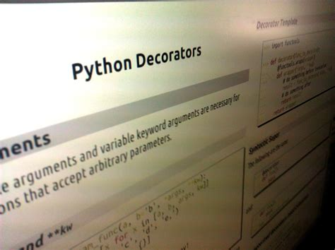 learning python decorators cheatsheet hairy sun