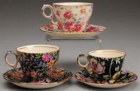 english chintz floral china dinnerware