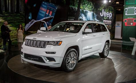 jeep grand cherokee summit    newcar design