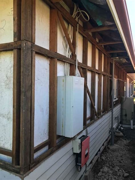asbestos removal eaves essendon external cladding