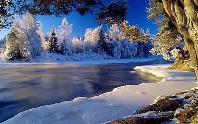 Winter Landscape Wallpapers Snowy Pixelstalk