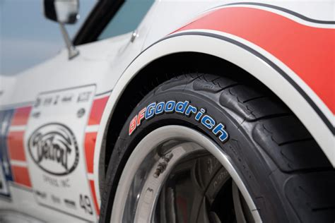 Bfgoodrich Tires Collaborates With Tire Stickers For