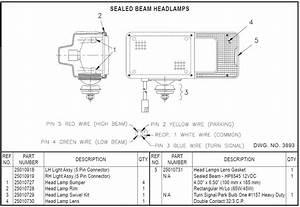 Meyers Plow Wiring Harness Diagram  Meyers  Free Engine