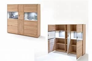 Salle A Manger Bois Moderne : salle manger moderne bois massif cbc meubles ~ Teatrodelosmanantiales.com Idées de Décoration