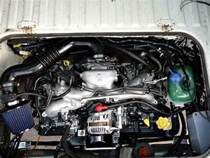 Subaru conversion EJ25 2009