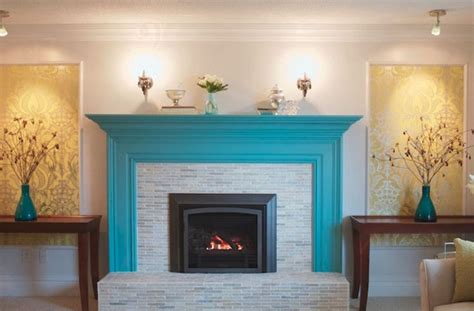 painting brick fireplace color ideas photos 11 kitchen